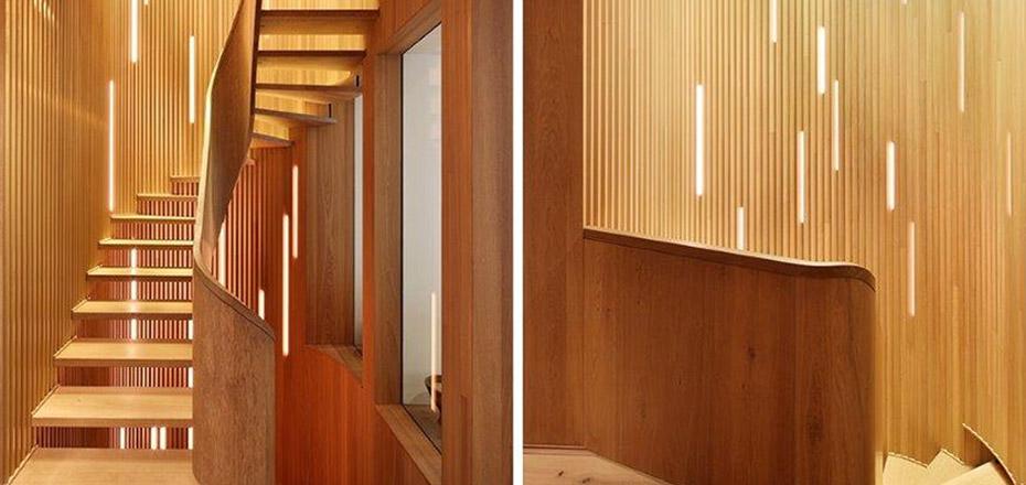 Designertreppe - von treppen.de ausgezeichnete Treppe